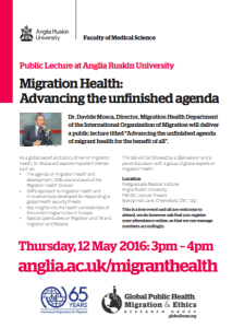 Pdf Poster-Migrant Health Talk